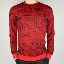 Pull Rouge Homme